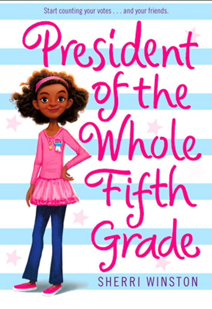 Cover President of the Whole Fifth Grade